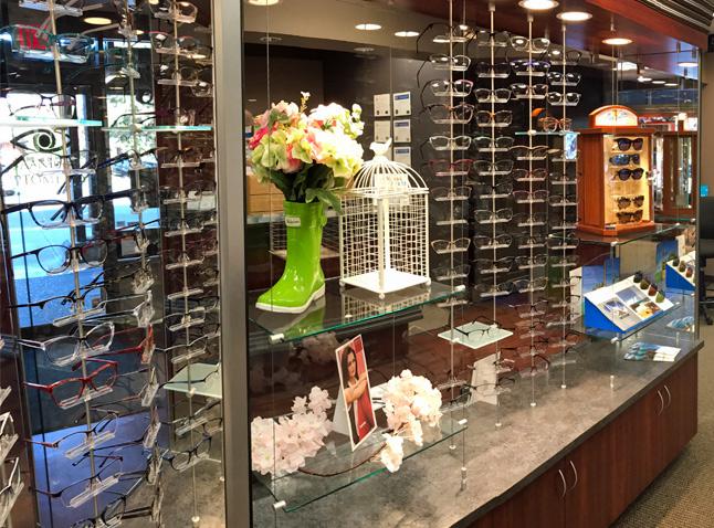 victoria bc glasses shop